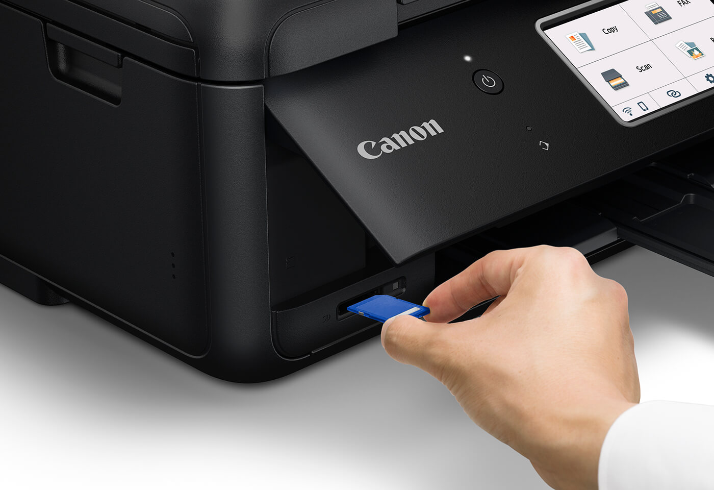Print directly from an SD Card