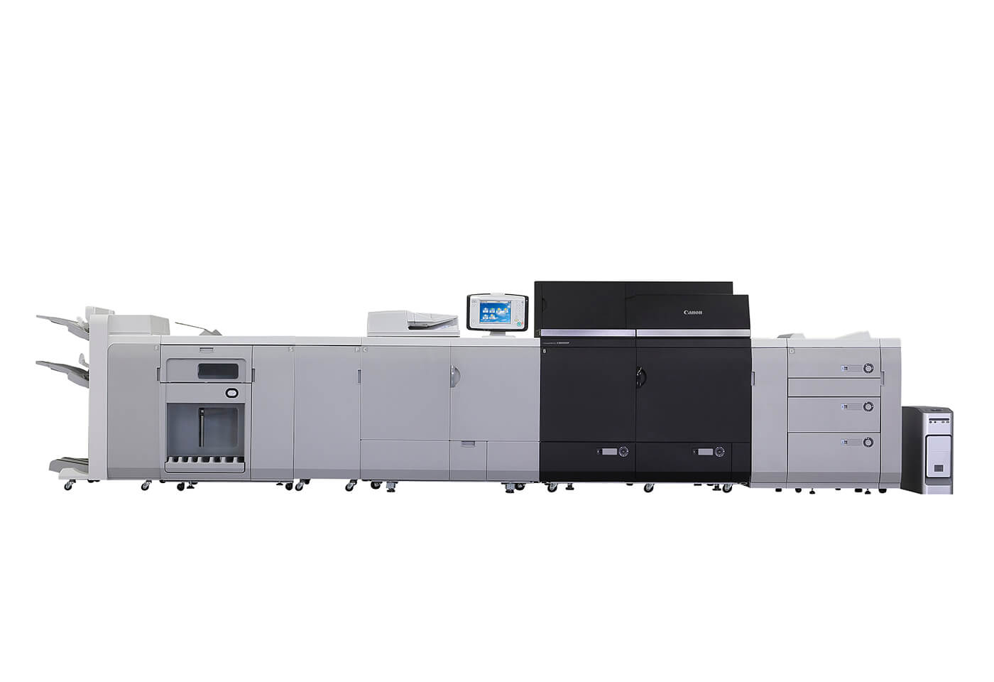 Canon imagePRESS C8000 front image