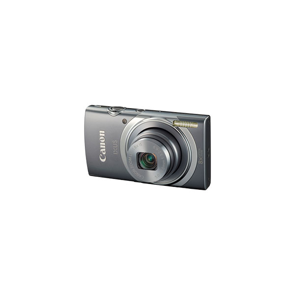 Canon IXUS 150 Digital Camera Front View with Lens