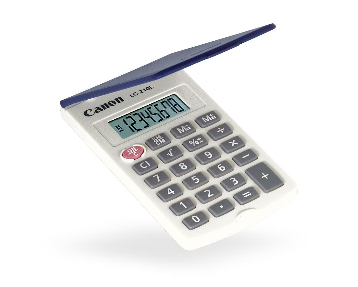 LC-210L Calculator