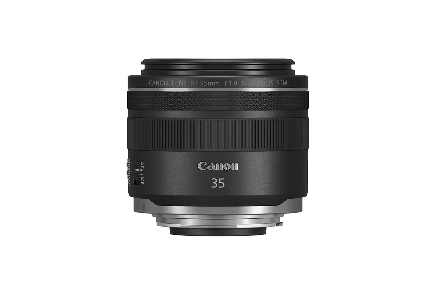 Image of RF 35mm f/1.8 Macro IS STM without cap