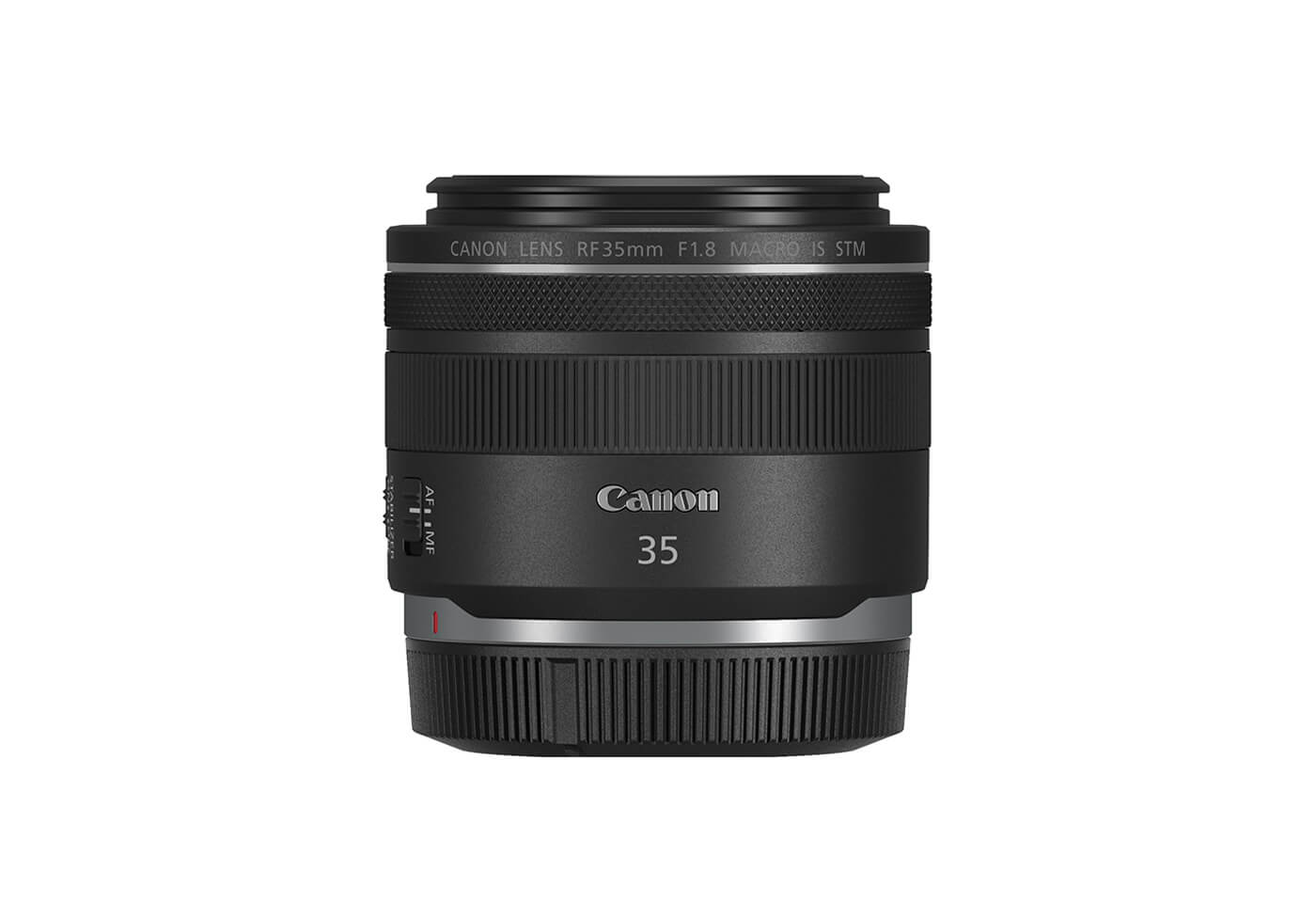 Image of RF 35mm f/1.8 Macro IS STM with cap