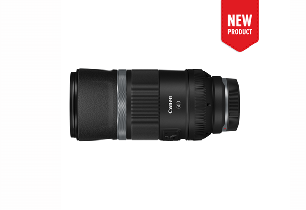 The new RF 600mm F11 IS STM telephoto lens
