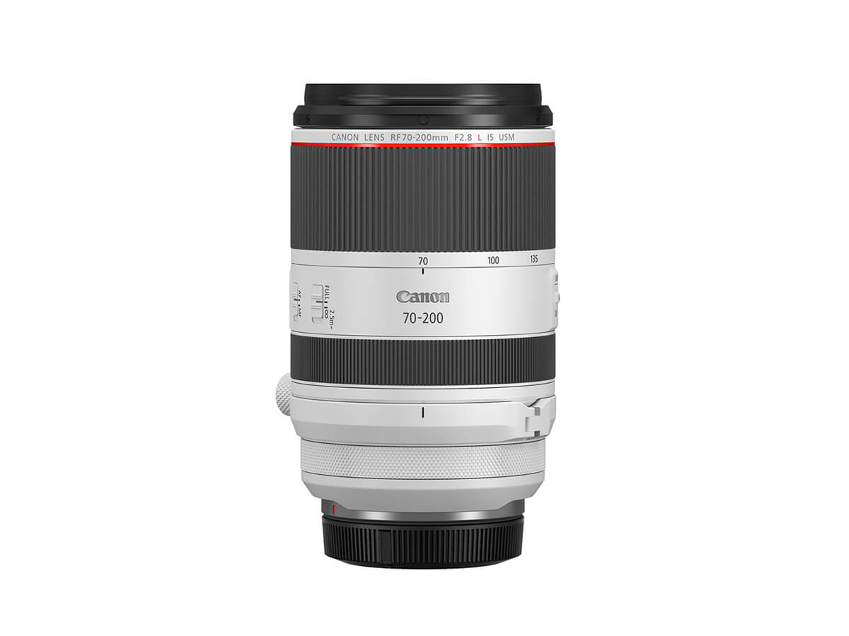 Product image of RF 70-200mm f2.8 L IS USM telephoto lens