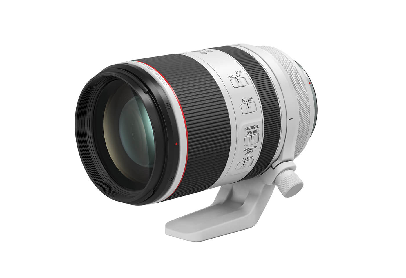 Product image of RF 70-200mm f2.8 L IS USM front face