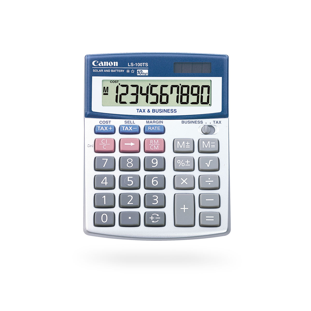 LS-100TS Calculator