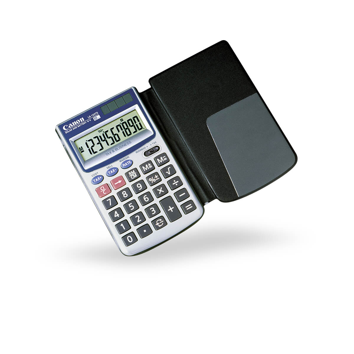 Canon LS-153TS business pocket calculator