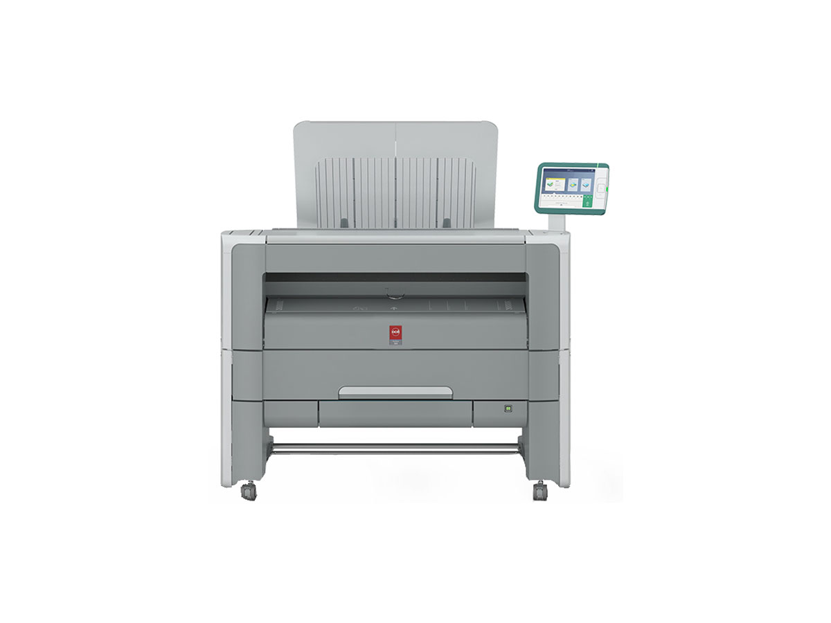 Canon Oce PlotWave 345 front