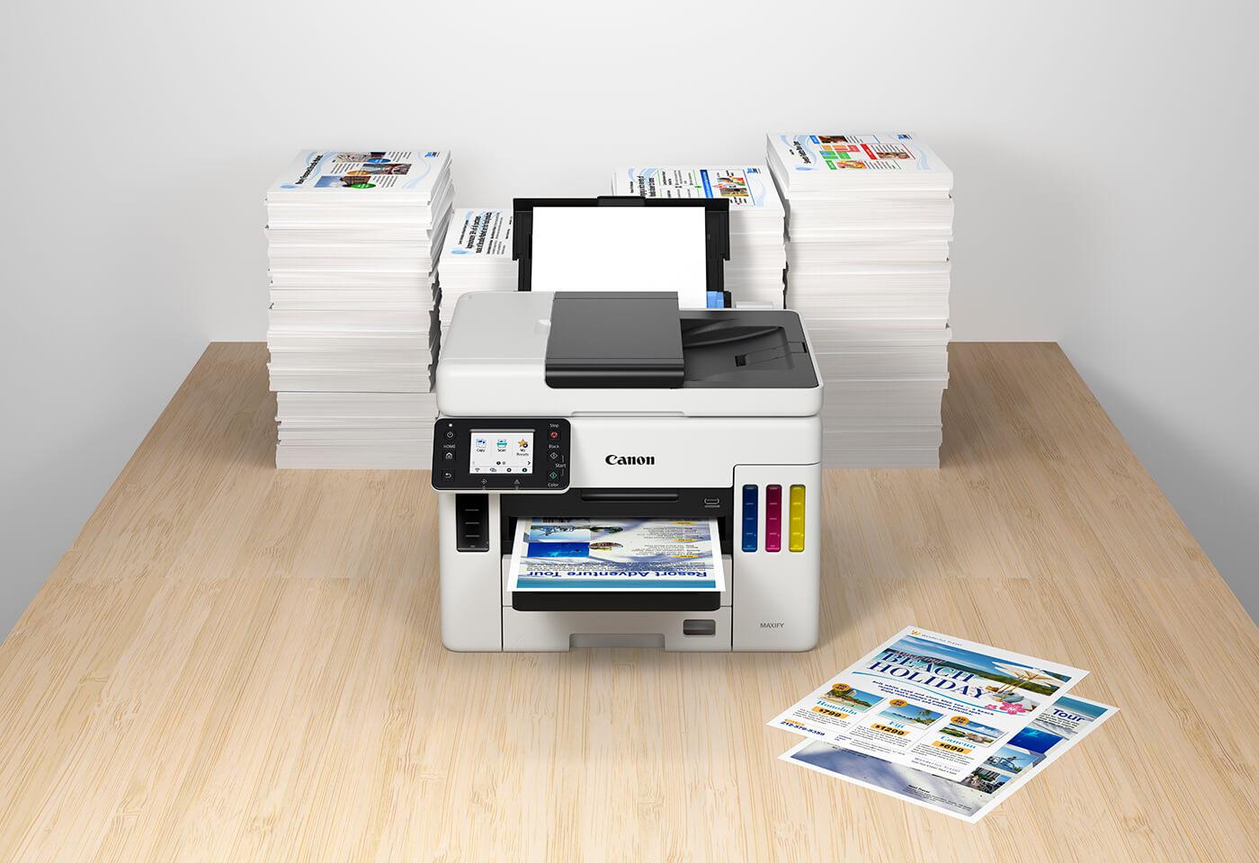 Product image of MAXIFY GX7060 MegaTank printer