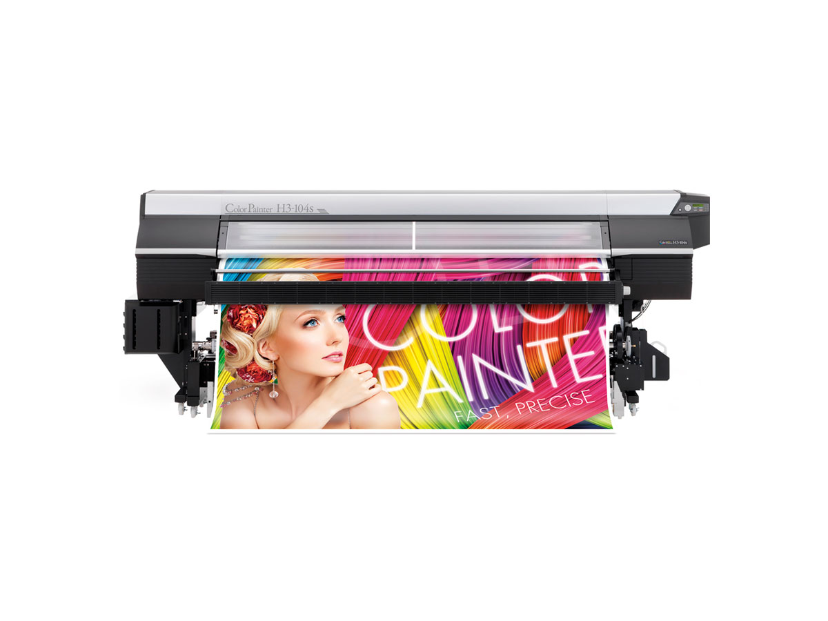 OKI Colour Painter H3 Series