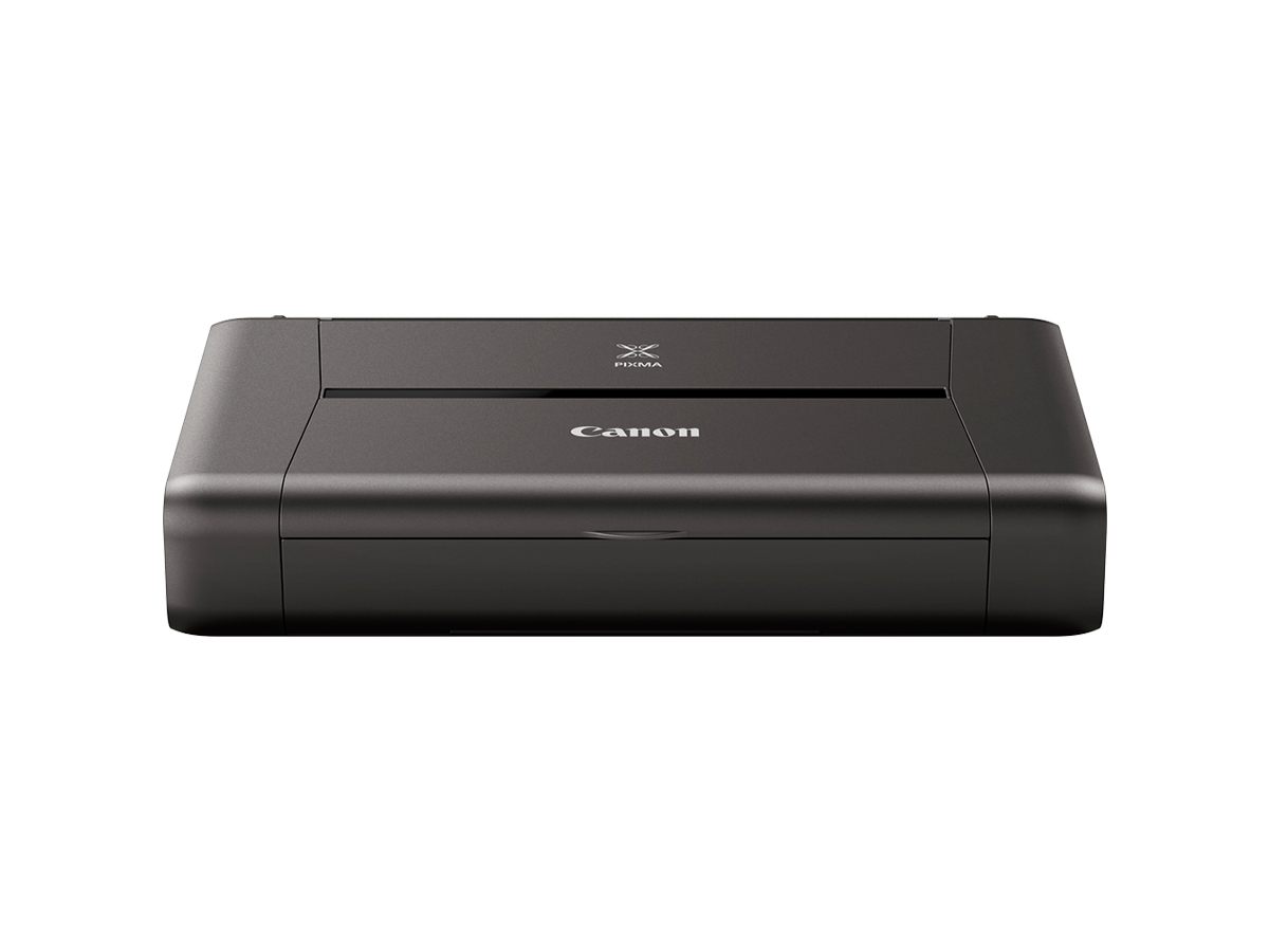 IP110 black front closed office advanced printer