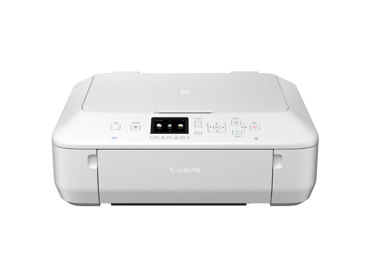 pixma mg5660 white front closed