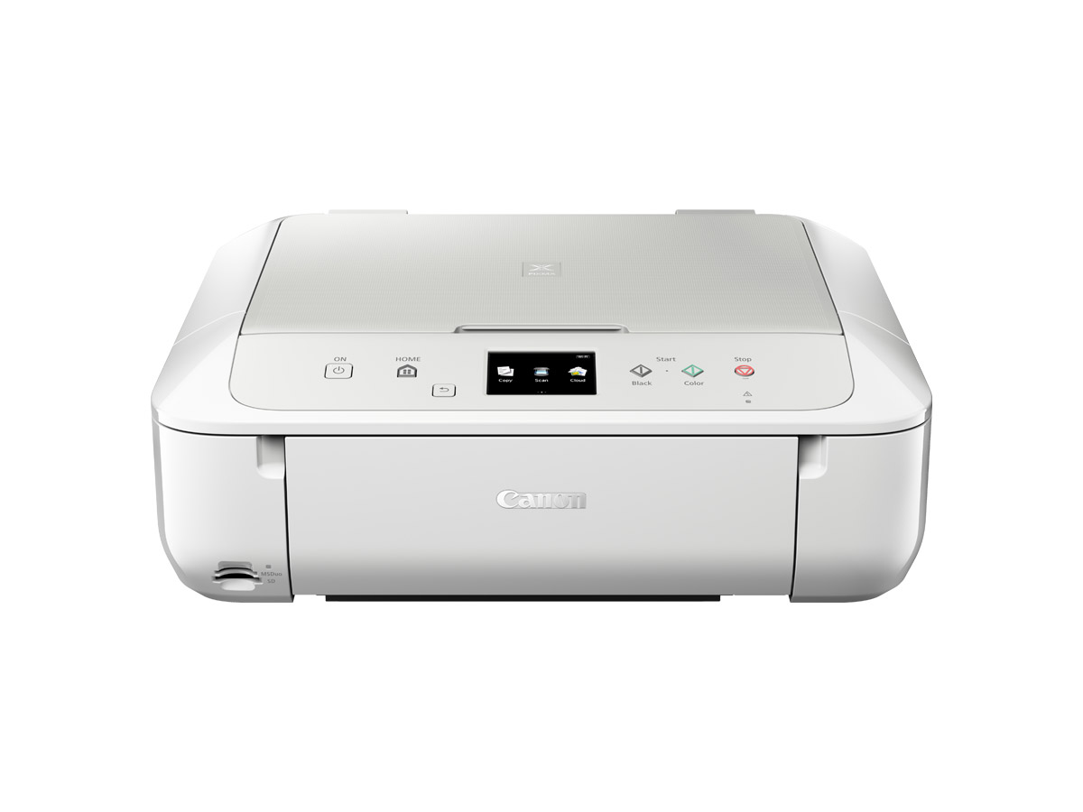 pixma mg6860 white front closed
