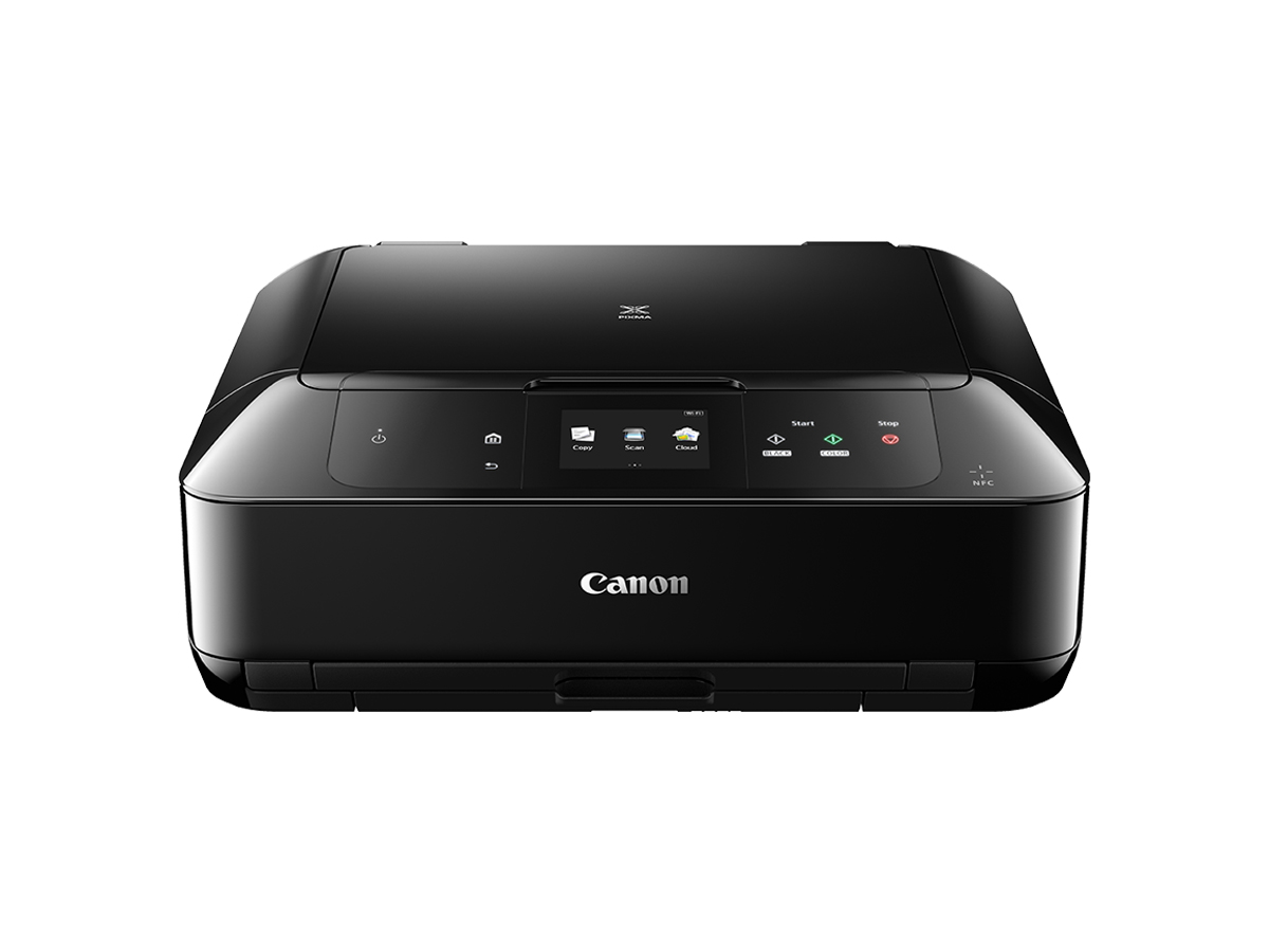 Canon PIXMA MG7760 Inkjet All-in-One printer black front