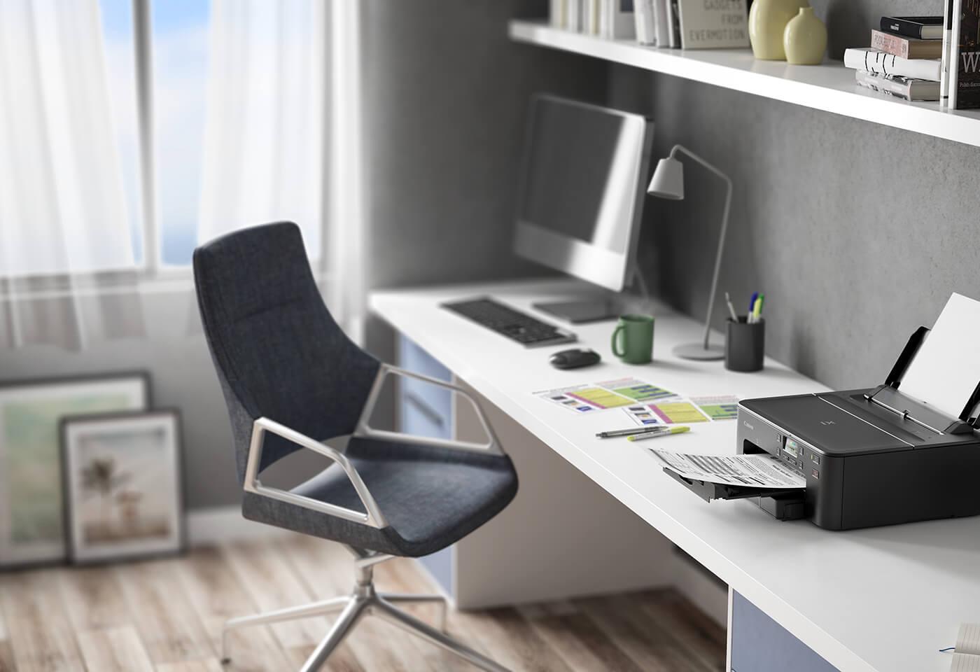 PIXMA TS706 in office