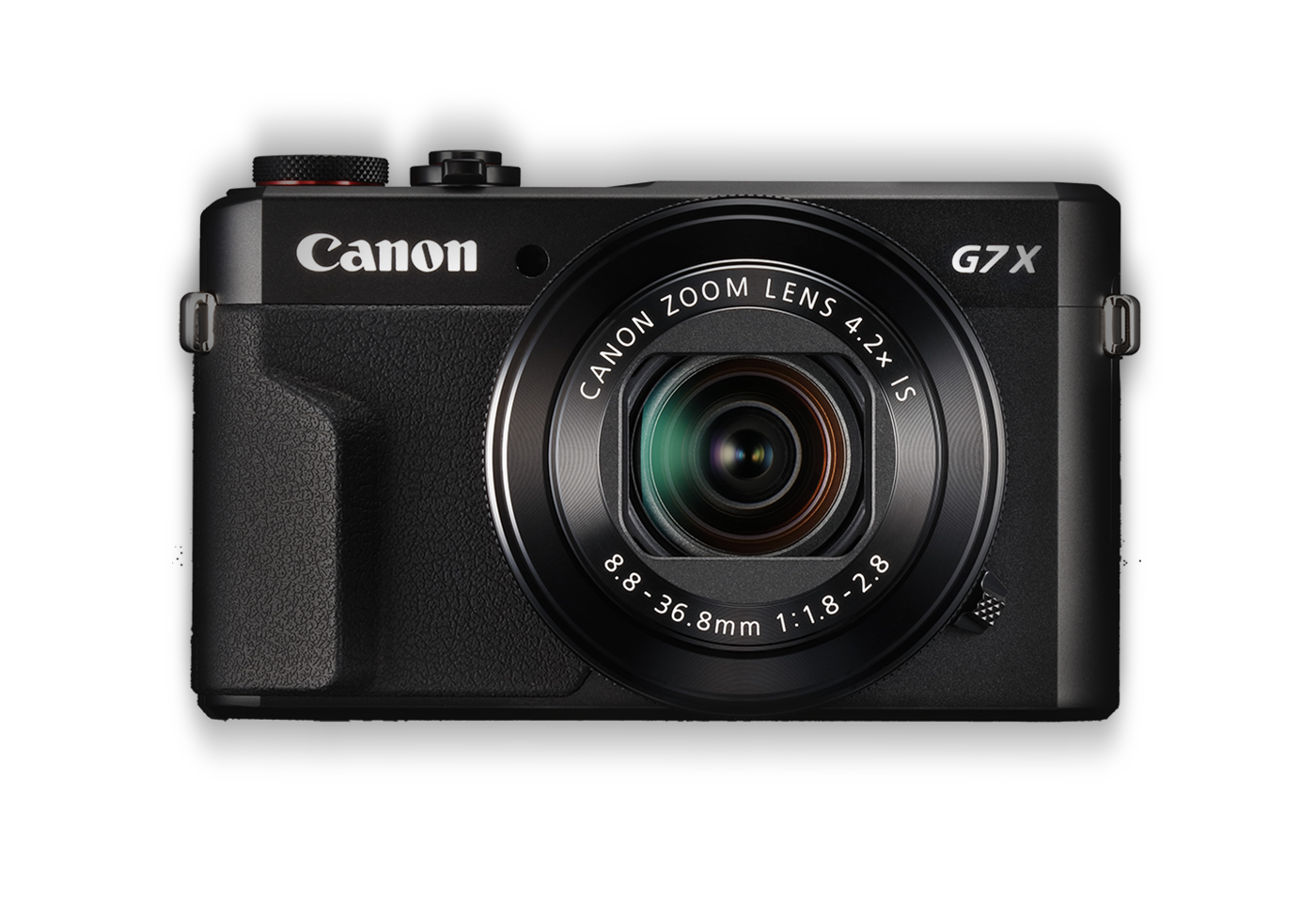 PowerShot G7X Mark II compact camera black front