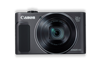 Canon PowerShot SX620 HS black compact camera front