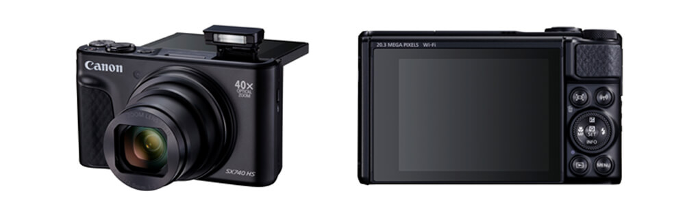 Product image of Powershot SX740