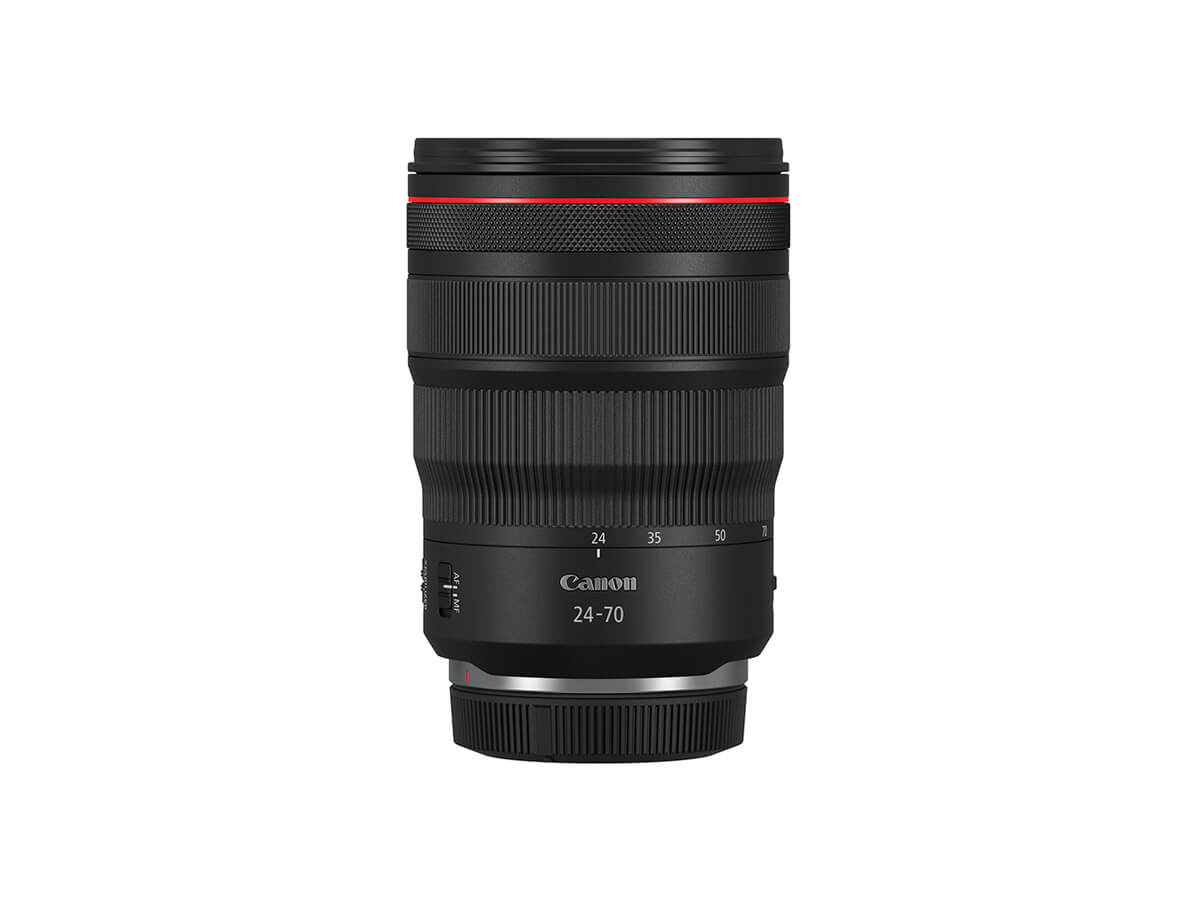 Product image for RF 24-70m F2.8 L IS USM