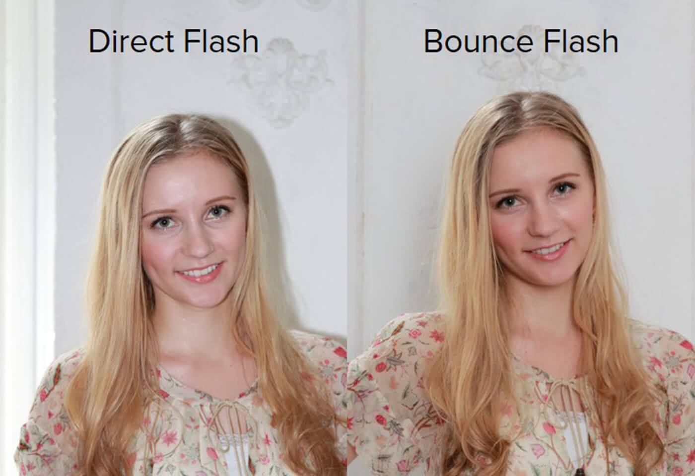 Image of side by side comparison taken with 470EX-AI Speedlite