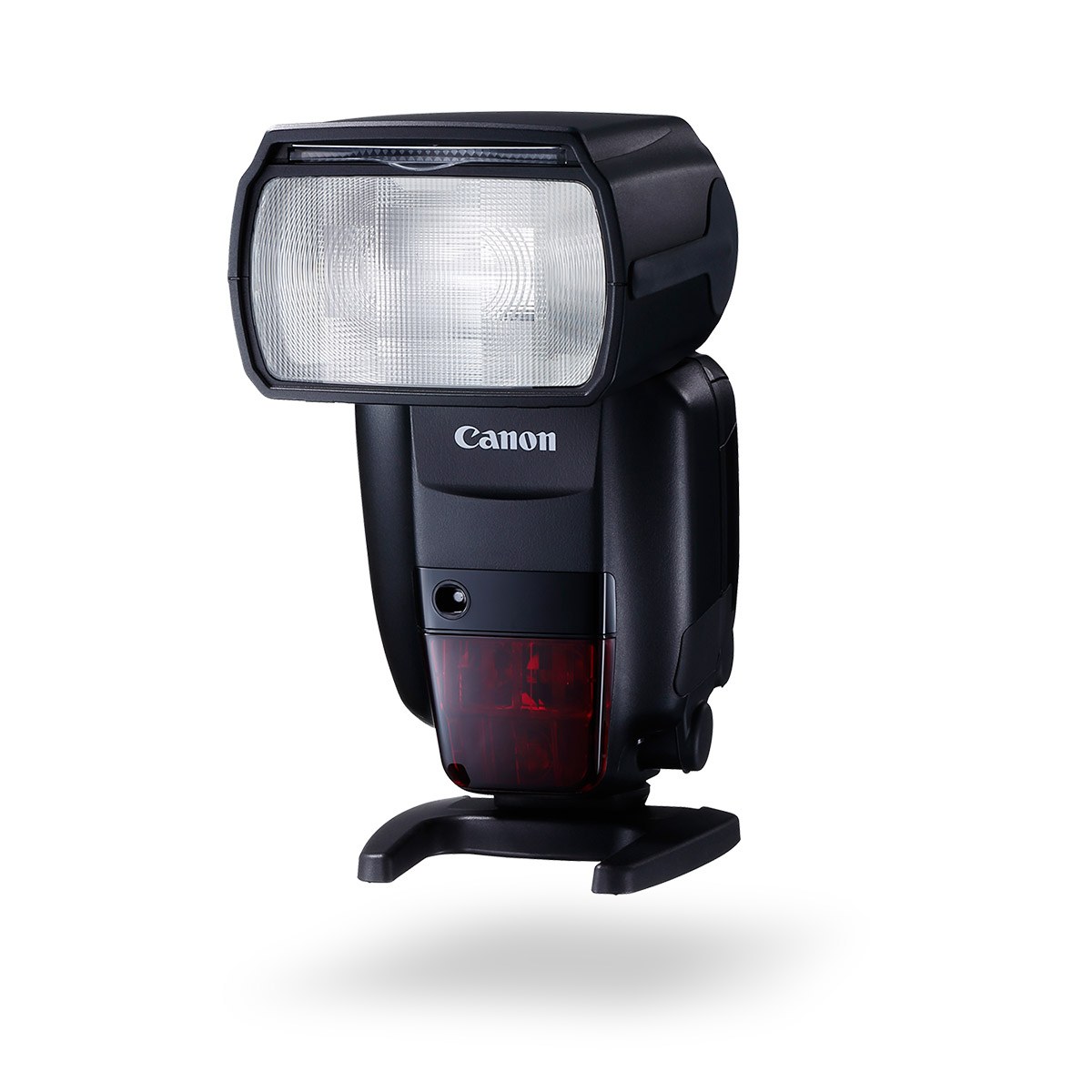 Canon Speedlite 600EX II-RT angled forward