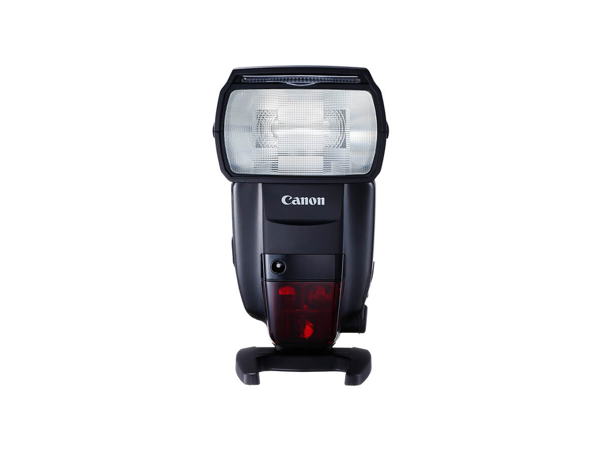 Canon Speedlite 600EX II-RT flash front