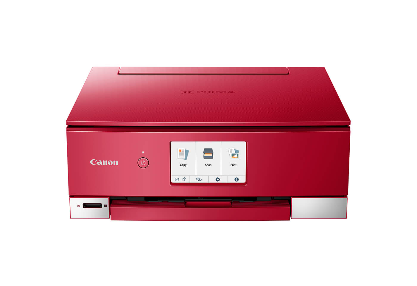 Product image of PIXMA HOME TS8260 in red