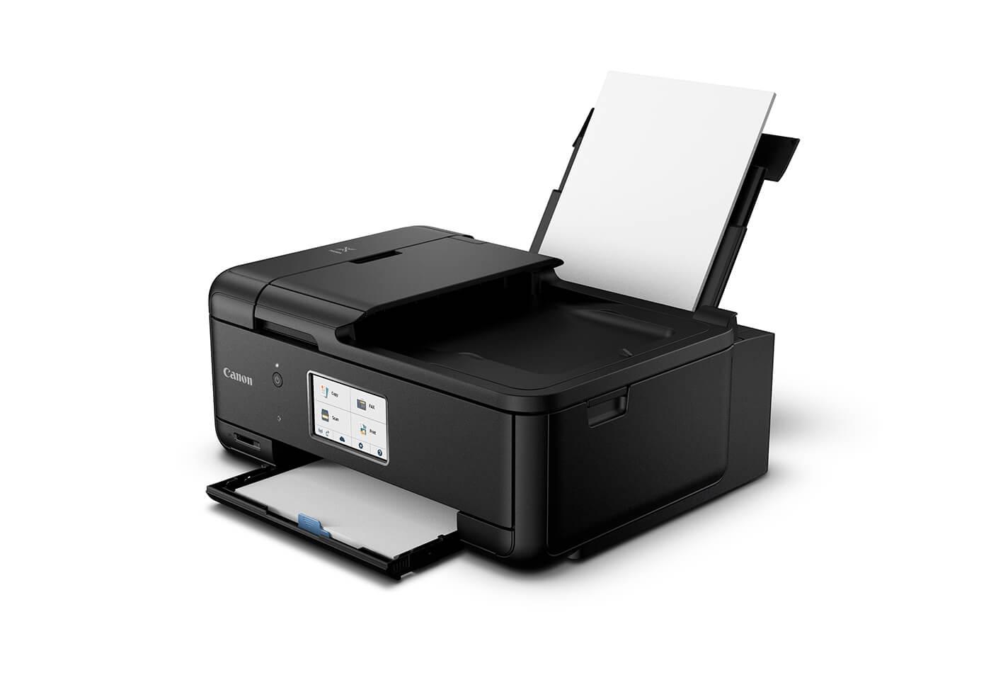 TR8560 dual paper