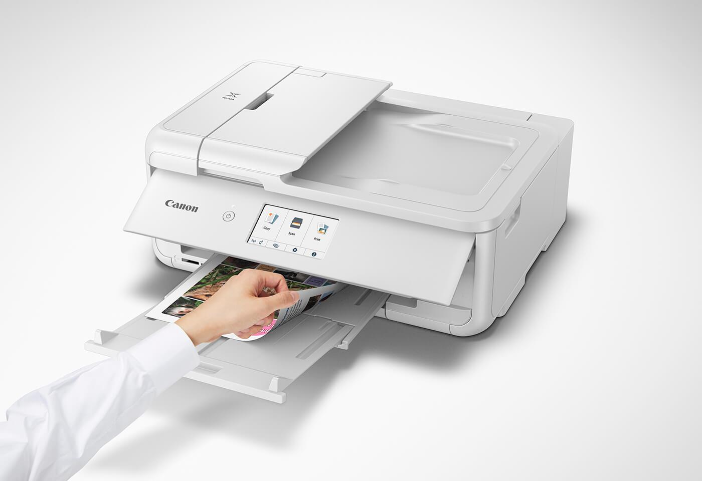 TS9565 printing