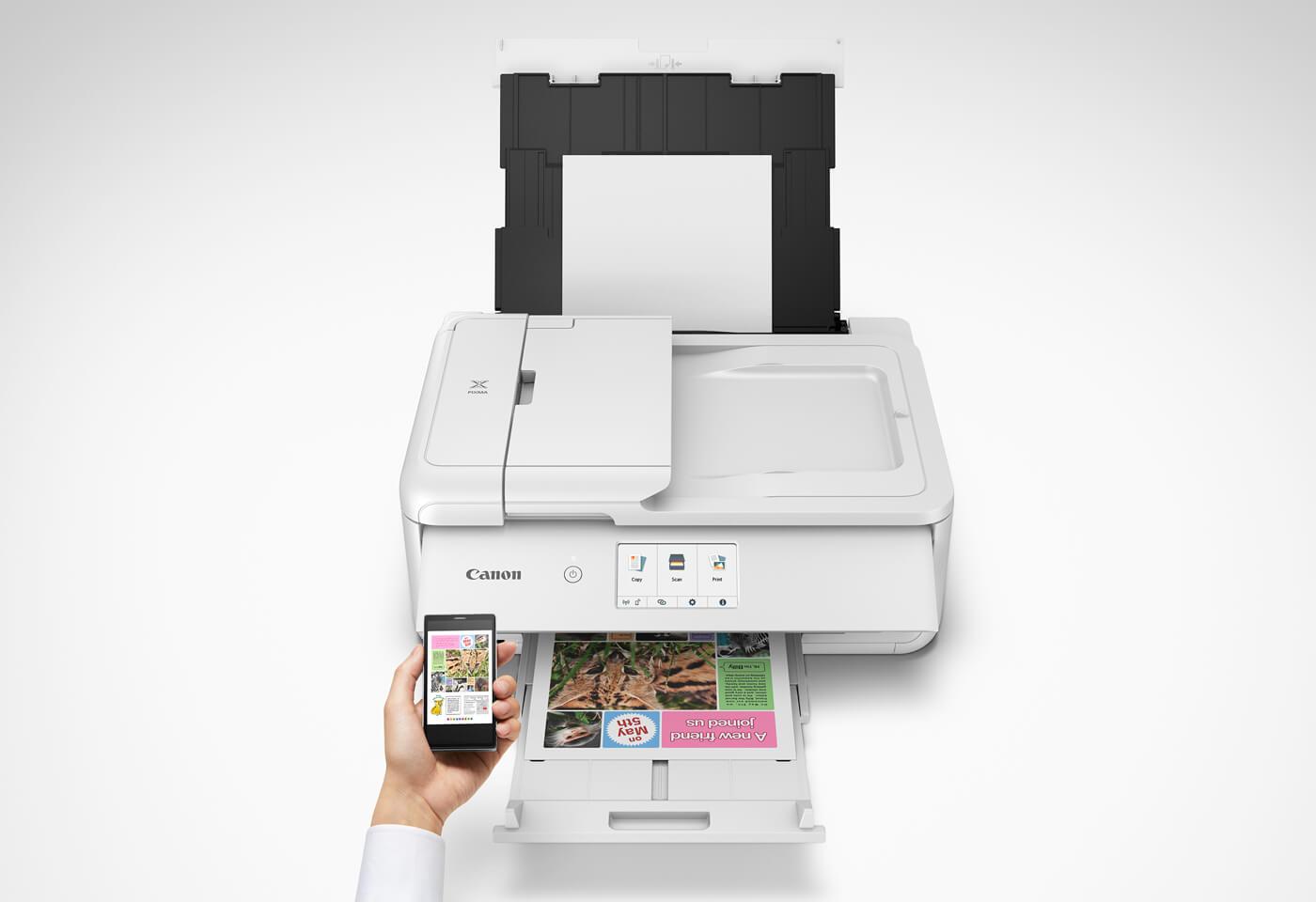TS9565 Wireless printing