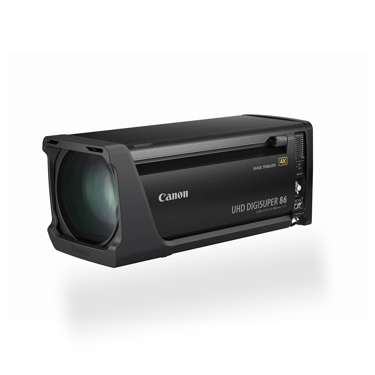 UJ90 BCTV box lens left