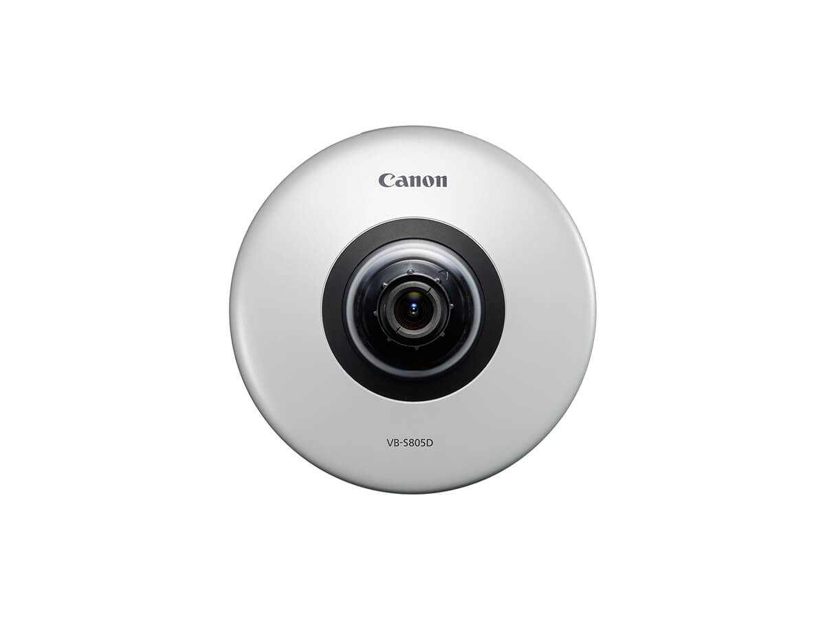 Canon VB-S805D Network Camera
