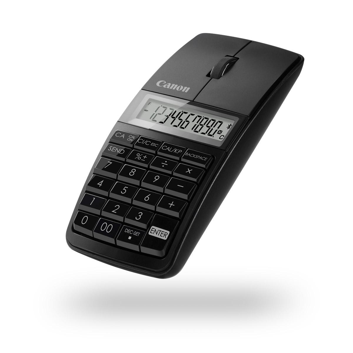 Canon X MARK 1 Mouse calculator