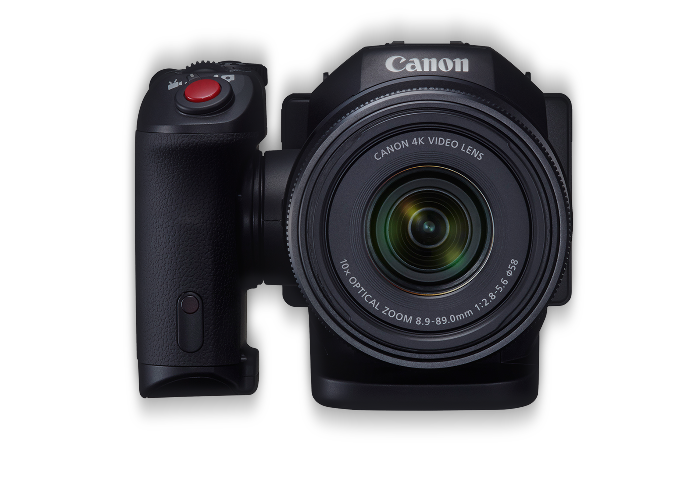 Canon XC10 compact video and stills camera