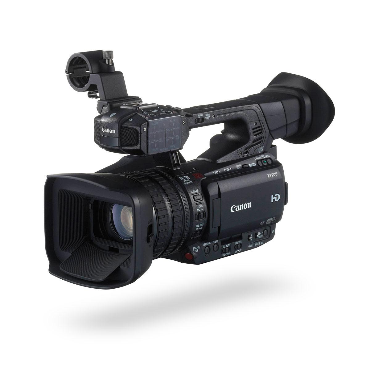 Canon XF205 Digital Video Camera