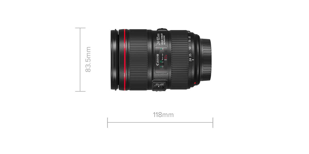 EF 24-105 f/4L IS II USM