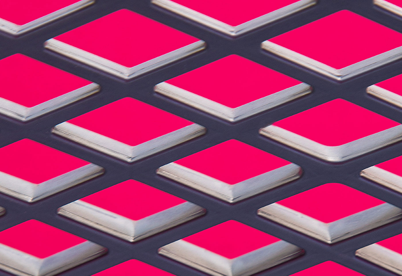 image of pattern on pink background