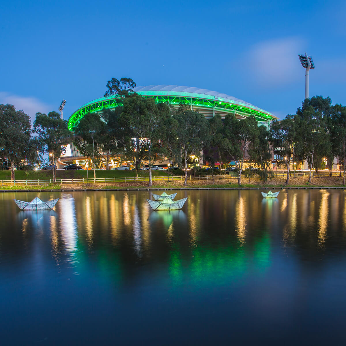 Image of Adelaide Oval