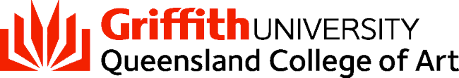 Griffith University's Queensland College of Art logo