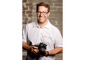 Canon Collective Ambassador Jay Collier