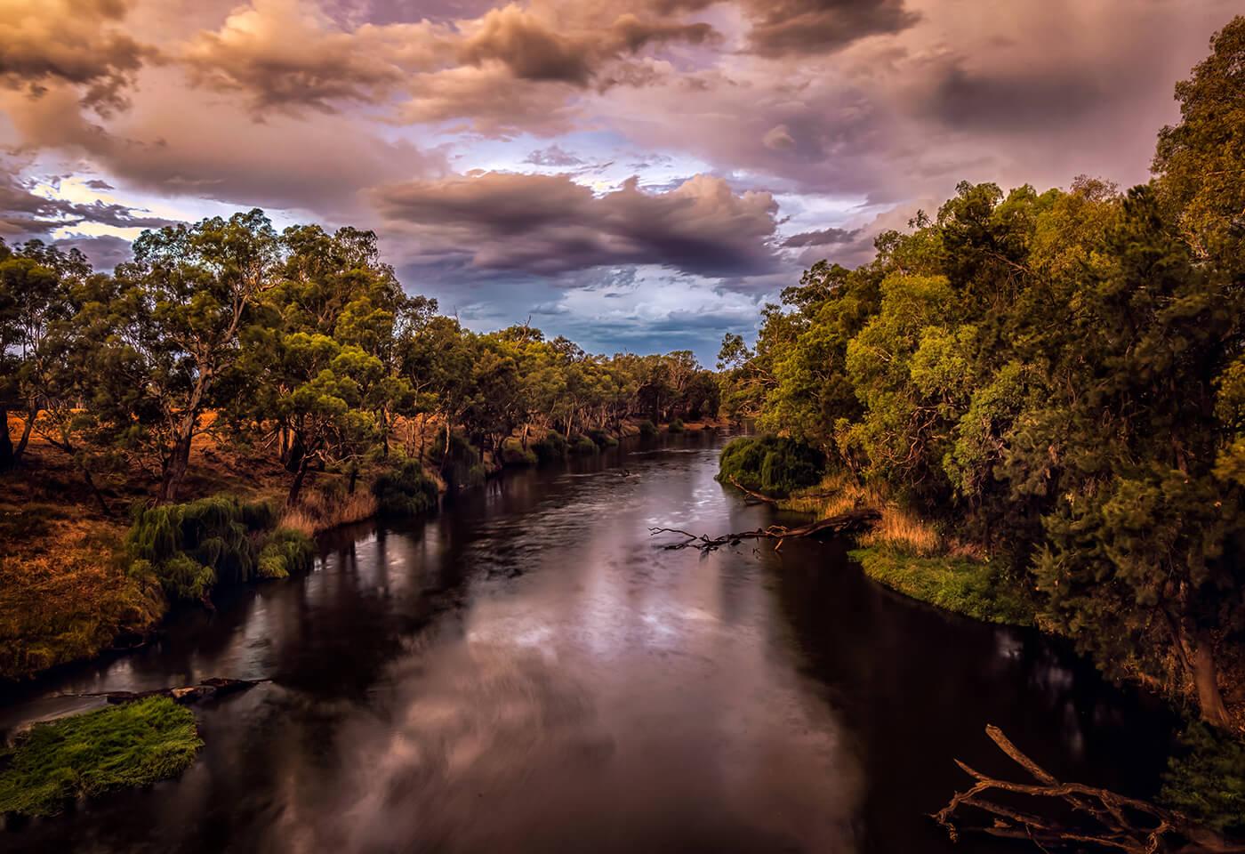 Rawsonville Bridge by Klae McGuinness