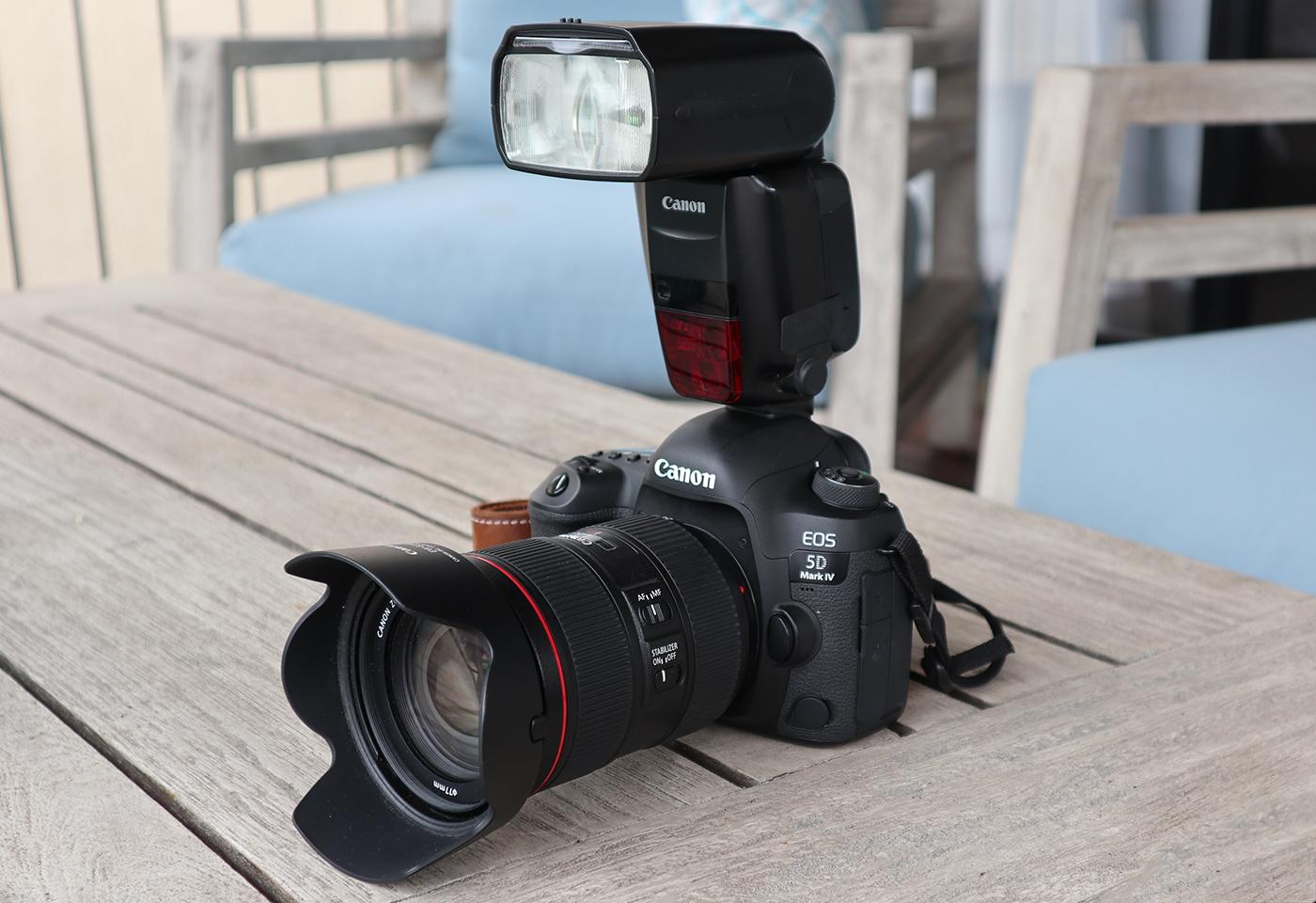 On Camera Flash Scott Stramyk
