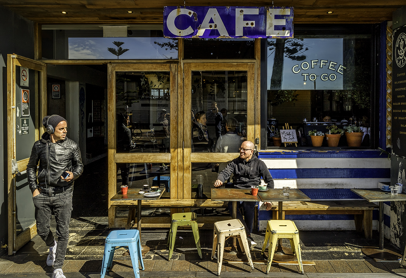 Image of cafe front