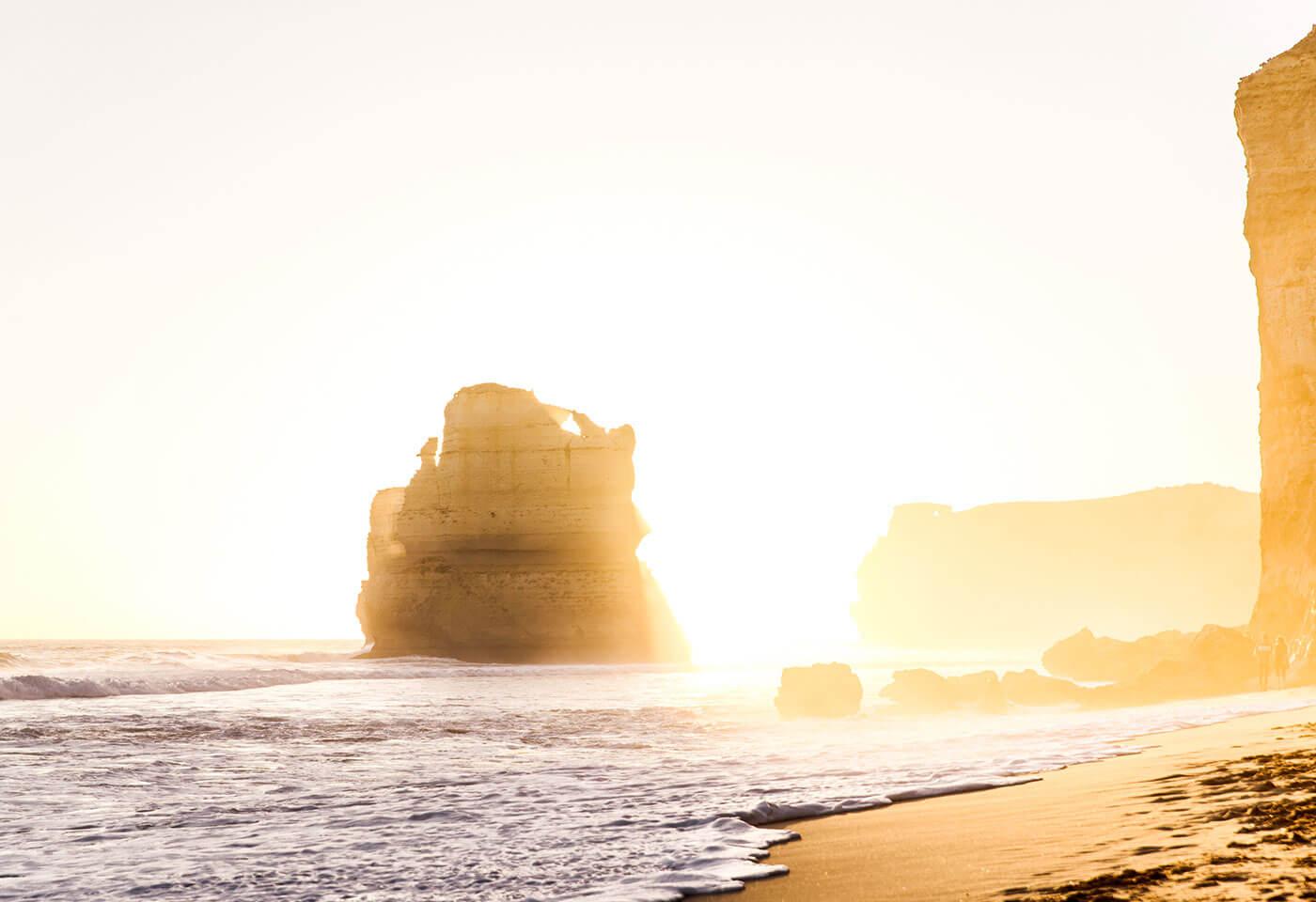 Sunrise photo at Twelve Apostles