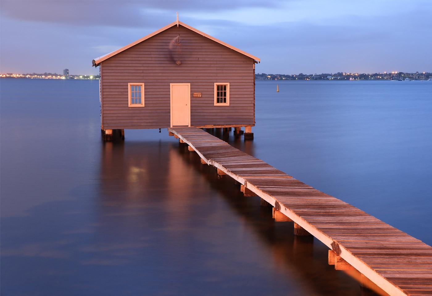 Steve Huddy Boat House