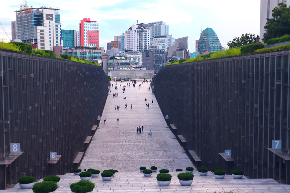Ewha Womans University in Seoul