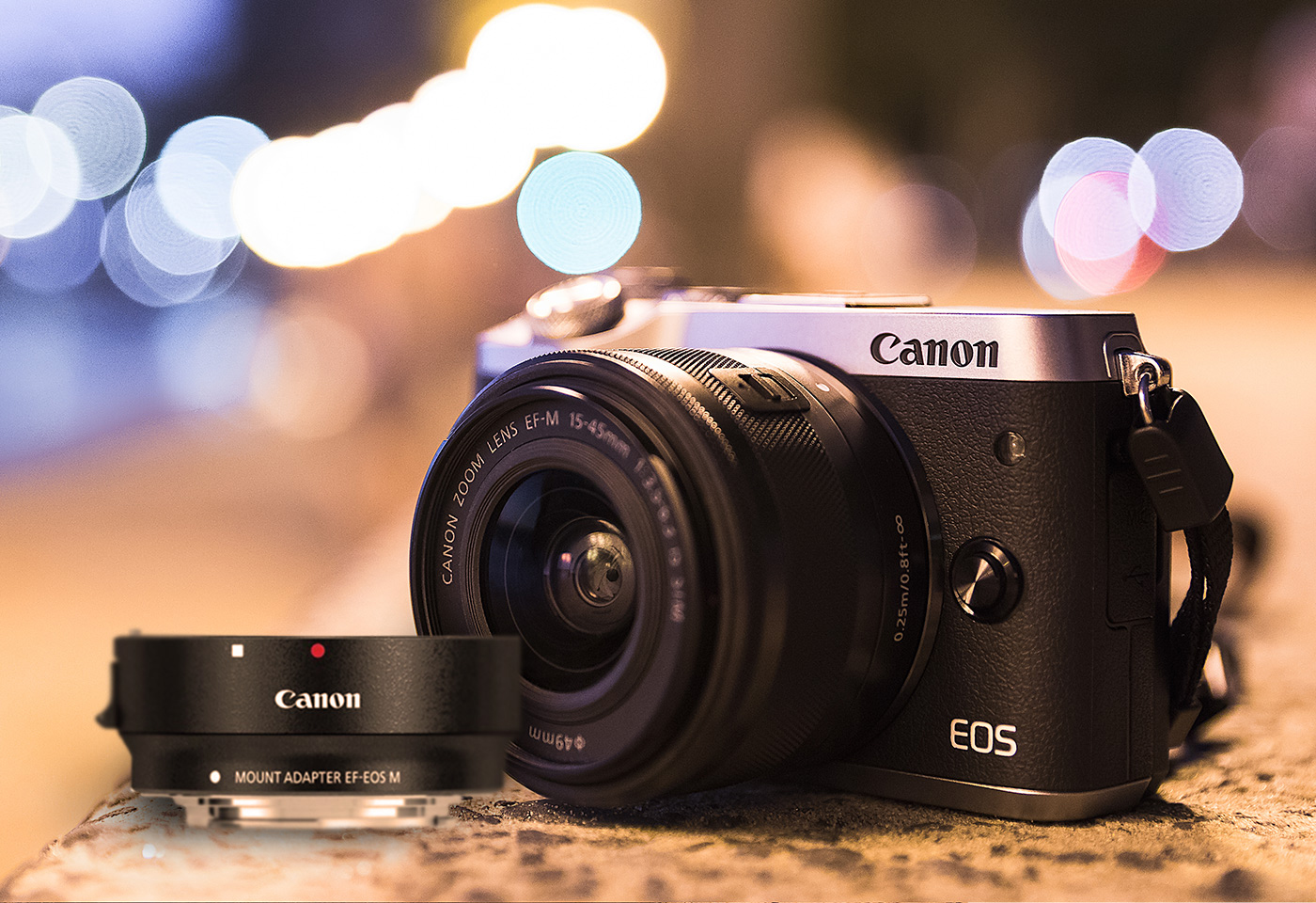 Product image of EOS M6