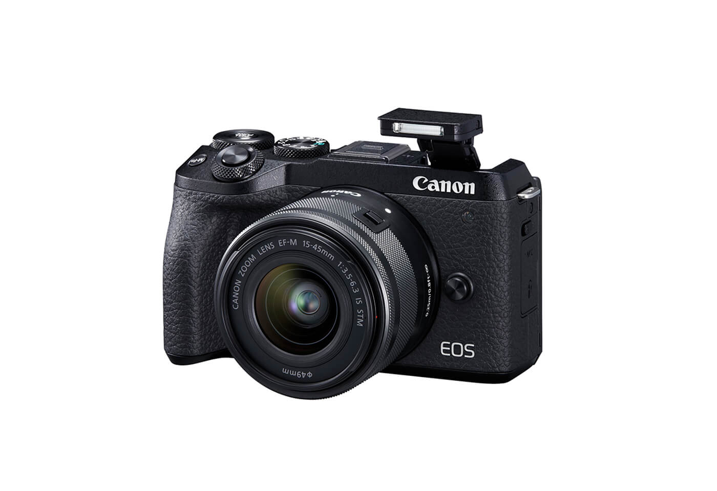 Product image of EOS M6 Mark II Mirrorless Camera