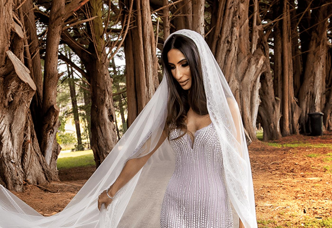 Image of bride by Yervant Zanazanian