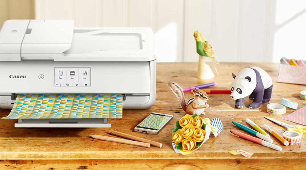 Canon printer for creative learning